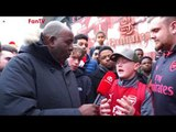 Arsenal 3-0 Stoke City | The Stick Lacazette Got From Some Arsenal Fans Was Disgusting!