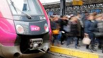 In Frankreich streikt die Bahn ab Ostermontag 19 Uhr