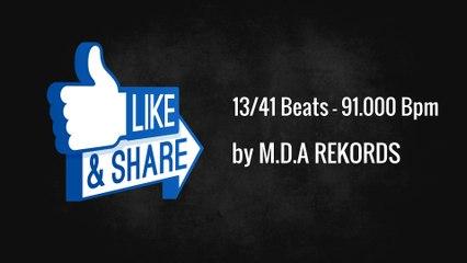13/41 Beats - Random beats #17 - M.D.A REKORDS