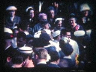 1960, April 23 Joyce & Keith Wedding