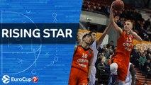7DAYS EuroCup Rising Star: Dzanan Musa, Cedevita Zagreb