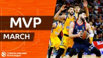 Turkish Airlines EuroLeague MVP for March: Tornike Shengelia, Baskonia Vitoria Gasteiz