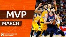 Turkish Airlines EuroLeague MVP for March: Tornike Shengelia, Baskonia Vitoria Gasteiz