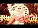 Miley Cyrus Gets Spanked By Naughty Bunny In Racy Easter Photo Shoot | Hollywood Buzz