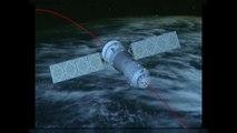 Tiangong 1 Uzay İstasyonu Pasifik Okyanusu'na düştü