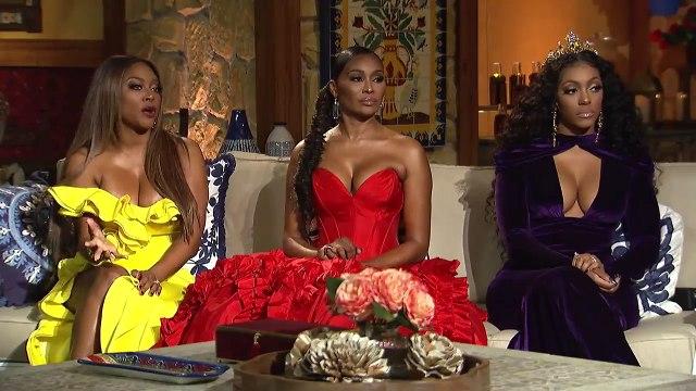 RHOA: Did Marlo Hampton Try to Blackmail NeNe Leakes? (Season 10, Episode 19) | Bravo