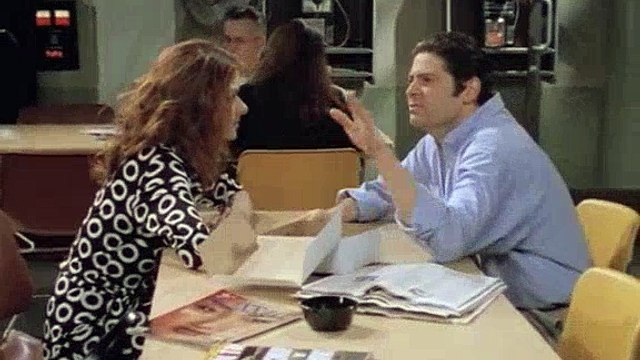 Will & Grace S04 E14 Grace İn The Hole