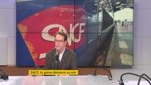 """Réforme de la SNCF : """"Notre désir de concertation est absolument sincère"""", assure Gilles Le Gendre"""