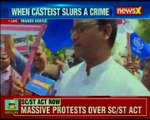 Massive protests rock the nation, Centre files review petition in Supreme Court on SCST Act