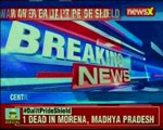Bharat Bandh protest over SCST Protection Act One dead in Morena, curfew imposed in Madhya Pradesh