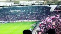 Pyro & Support: VfB Stuttgart - Hamburger SV | VfB - HSV 1:1 | 31.03.2018