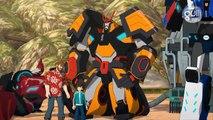 Transformers Robots In Disguise Saison 3 Combiner Force Episode 13 Metro Boulot Super Héros