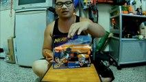 靖元NERF軍火庫 NERF 夜襲者紅外線發射器 Nerf N-Strike - Pistolet FireStrike Elite