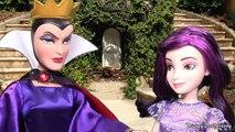 DESCENDANTS Evil Mal Lies - Part 9 - Mal is the Queen Descendants Disney