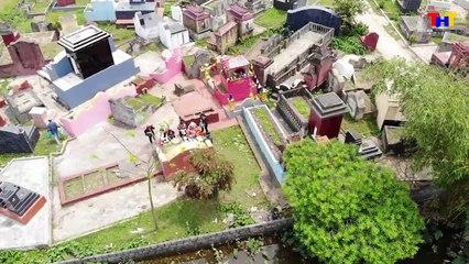 Thanh Minh 2018 -flycam Tân Hồng Thái
