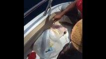 Derin su (Patlakgöz) mercan avı - 2 | Kalkan kardeşler jigging videoları