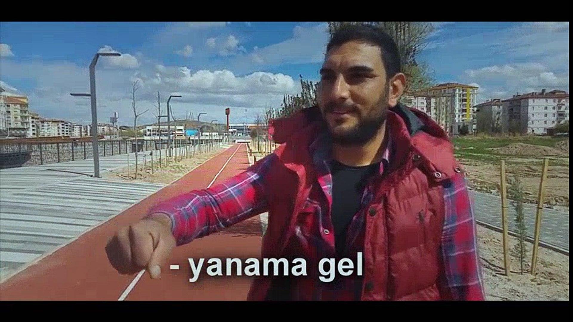 Tek Gezmek PİŞMANLIKTIR '' Dayak Ve Küfür İçerir +18 '' - Kısa Komedi Filmi ( FR