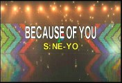 Ne-Yo Because Of You Karaoke Version