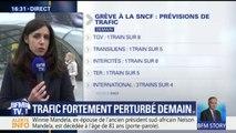Grève à la SNCF: TGV, Intercités, TER… les prévisions de trafic pour ce mardi