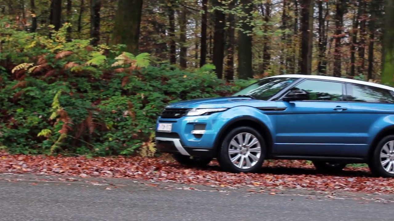 new Range Rover Evoque 9-speed + Range Rover Sport SDV8