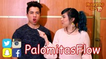 GOMITAS VS COMIDA REAL | Real food vs Gominolas | Extra Palomitas Flow