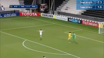 Baghdad Bounedjah goal (1-0) | Al-Sadd vs Al-Wasl
