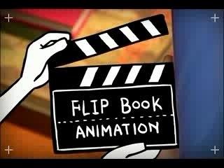 Matrix en flip book