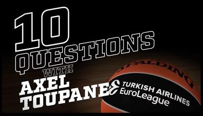 10 Questions with: Axel Toupane, Zalgiris Kaunas
