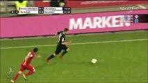 0-1 Dino Bajric Goal Germany  Regionalliga Süd/Südwest - 02.04.2018 Kickers Offenbach 0-1 TuS Koblenz