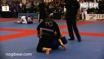 GIRLS GRAPPLING: Jessica Adams vs Marie Bober REMASTERED Classic • IBJJF NY Spring Open 2015 • Women's Purple Belt Grappling