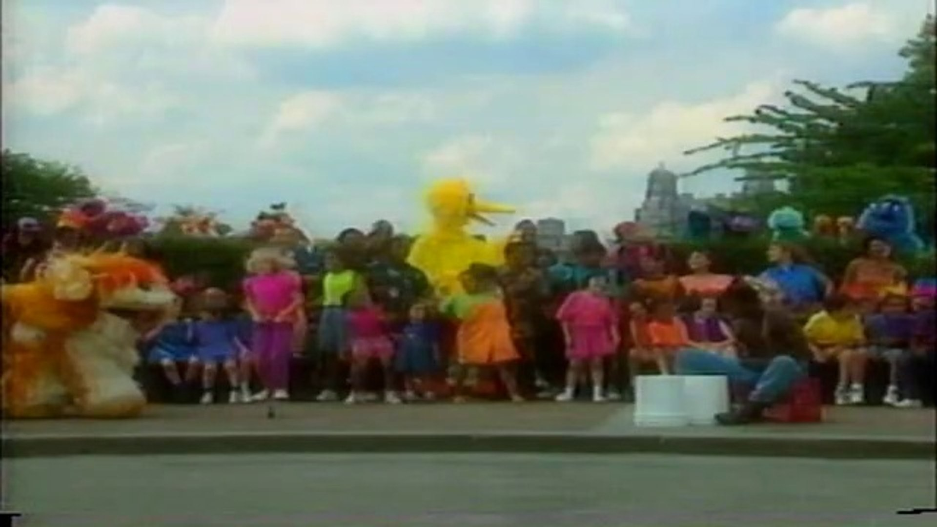 Sesame Street 25th Birthday A Musical Celebration (1993)