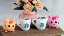 DIY MINI STARBUCKS - Worlds Smallest Starbucks!