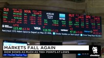 Why Are Markets Falling Again? Let Me Count The Ways
