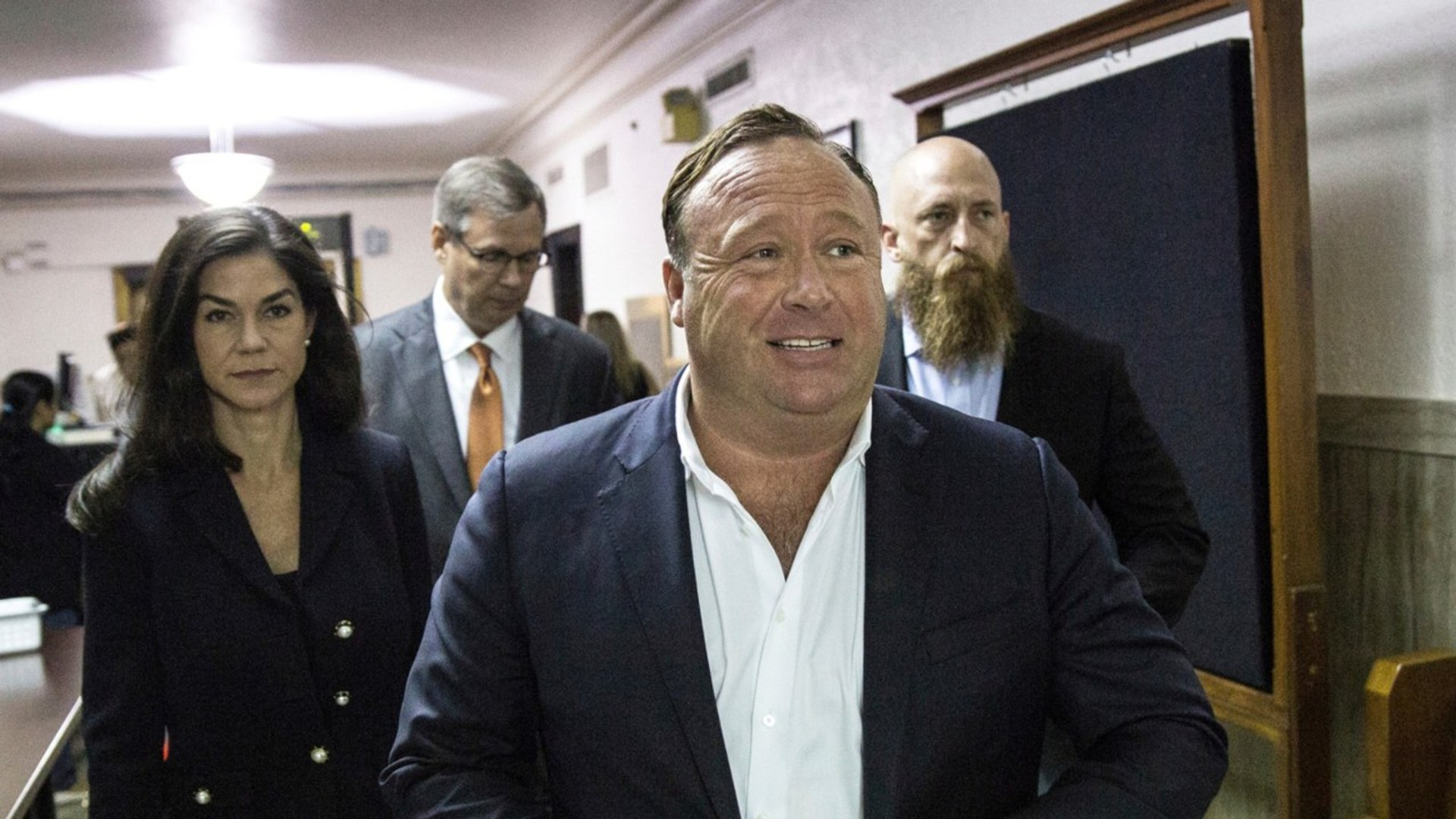 Boston Man Files Defamation Lawsuit Against Infowars