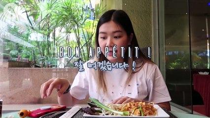 SIAPA NIKAH DI THAILAND    Mukbang in Thailand