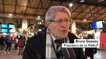 Grève SNCF : Bruno Gazeau (FNAUT)