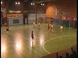 SPORTS : Match de handball MPBHB-Valréas, féminin - 18 01 2006