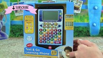 VTech Text & Go Learning Phone! Learn ABC With FUN ABC TOY! Video Toy Review & Kids Playtime FUN