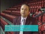REPORTAGES : 3 questions à Alain SALDUCCI - 1 12 2006