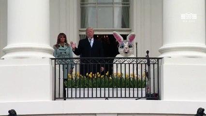 Le discours de Pâques de Donald Trump n'avait aucun sens