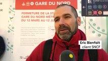 """Eric Bienfait, usager SNCF : """"J'en veux énormément à la SNCF"""""""