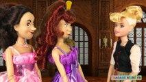 Cendrillon Conte de Fées Le Bal Histoires de Poupées Barbie Partie 2