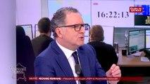 SNCF : Richard Ferrand fustige « les agitateurs qui veulent faire de l'anti-Macron primaire »