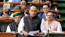 Bharat Bandh: Rajnath Singh Speaks On Dalit Protests in Lok Sabha | OneIndia News