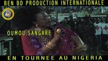 Oumou Sangare, La DIVA Malienne - Tourné au Nigeria en Live - La Grande DIVA D'Afrique Oumou Sangare