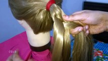Fishtail Braid Hairstyle Tutorial Step By Step Khajuri