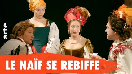 Le Naïf se rebiffe - A Musée Vous, A Musée Moi – ARTE