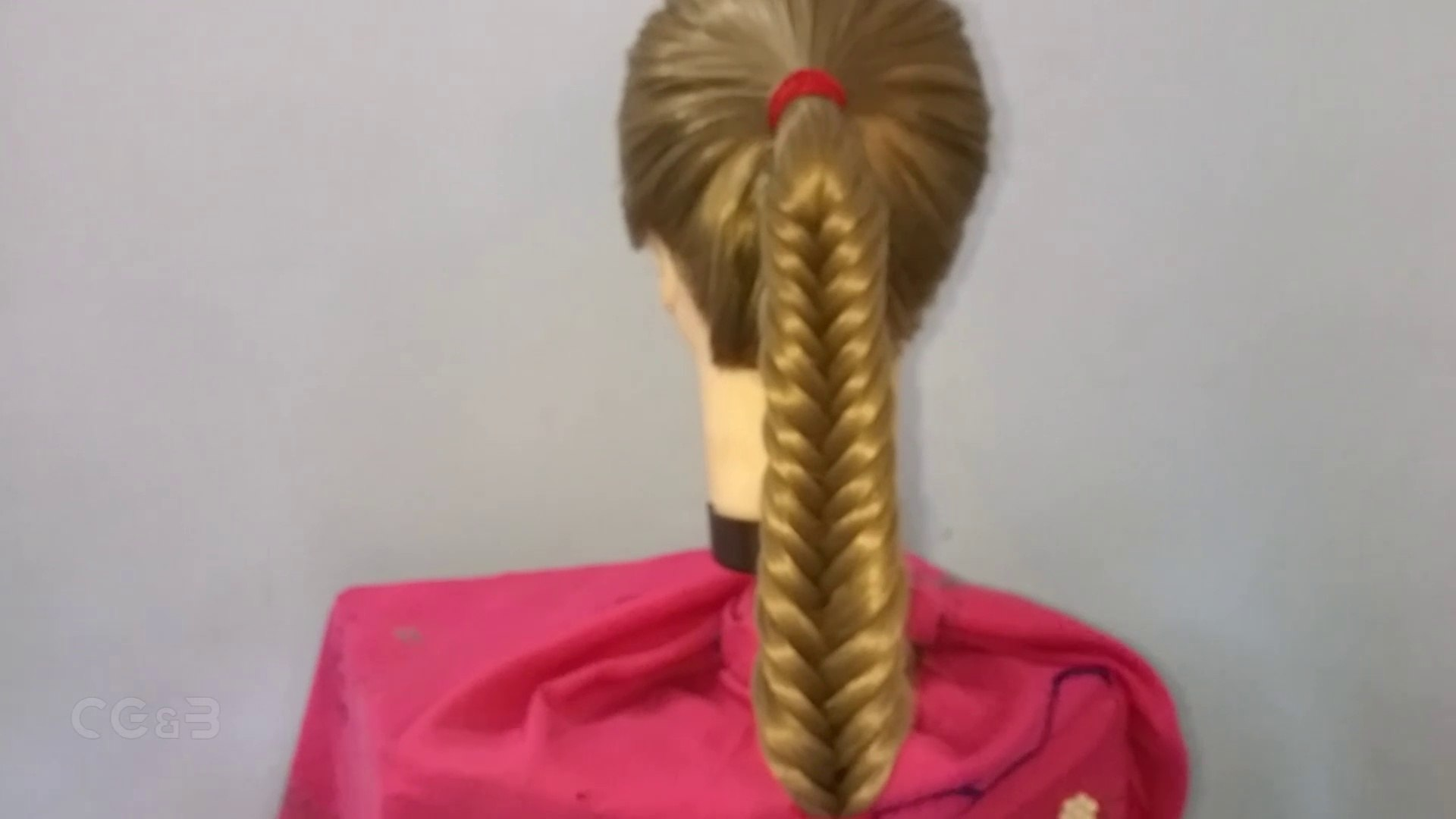 Fishtail Braid Hairstyle Tutorial Step By Step Khajuri Choti Party Style