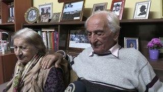 Trabzonlu ciftin 71 yillik mutlulugu