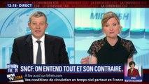 Les polémiques s'accumulent sur la grève à la SNCF